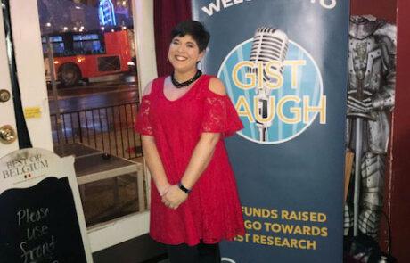 GIST Laugh 2019 Andrea Shedler