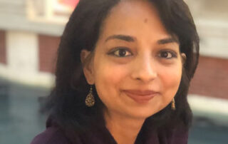 Portrait of Fatema Suterwala