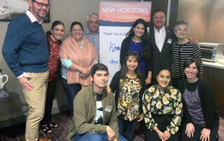 New Horizons Attendees Group Photo