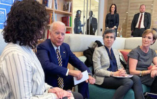 The LRG at the Biden Cancer Roundtable