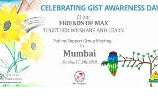 GIST Awareness Day Mumbai, India Event