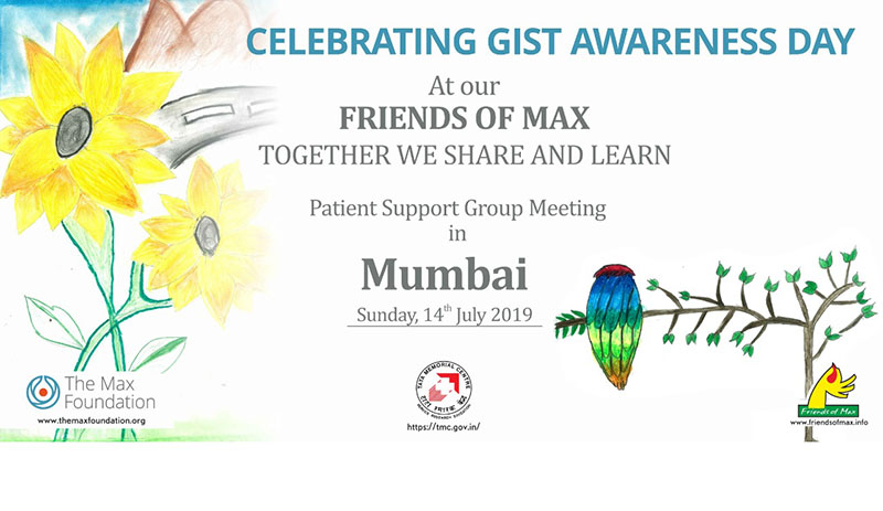 GIST Awareness Day Mumbai, India Event