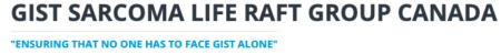 GIST Sarcoma Life Raft Group Canada