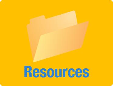 Illustration of a folder for resources